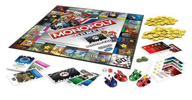 Mario Kart-Monopoly