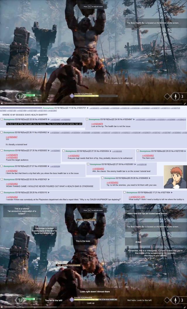 god of war meme