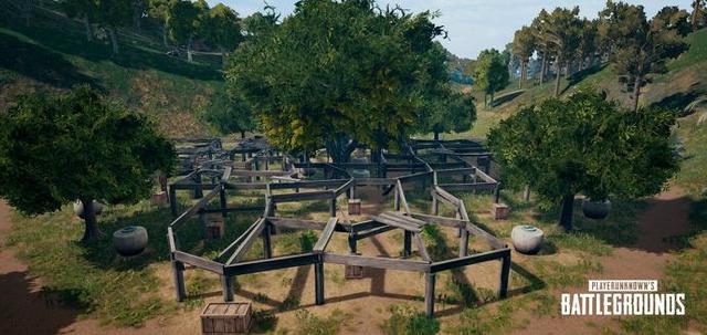 Banyan grove pubg
