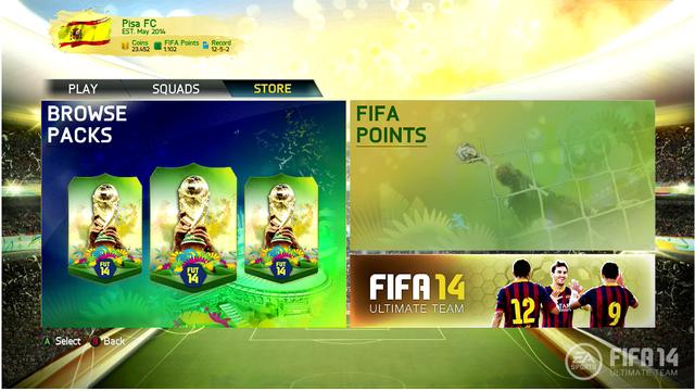 FIFA 14 WK uitbreiding