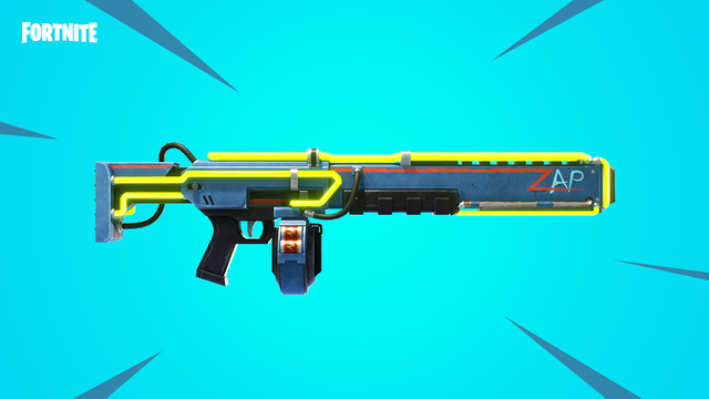 Fortnite Save the World Mercury LMG
