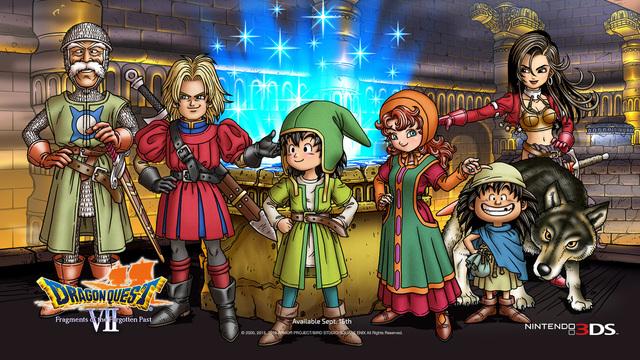 Dragon Quest 7