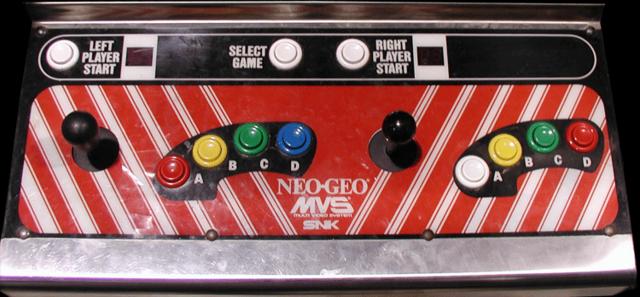 Neo Geo MVS