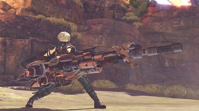 sniper god eater 3