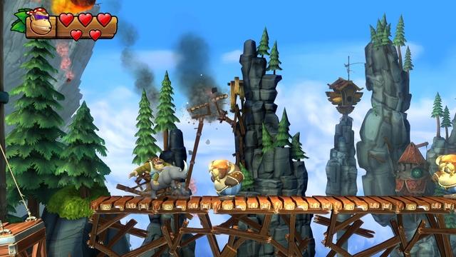 Donky Kong Tropical Freeze