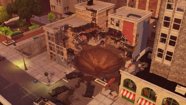 Fortntie Crater