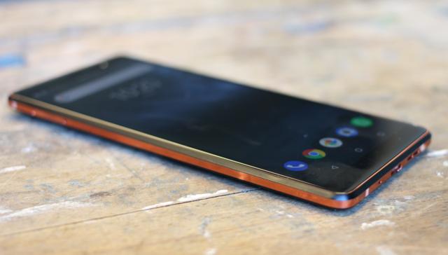 Nokia 7 Plus, smartphone, android