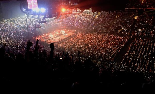 Bon Jovi in Madison Square Garden