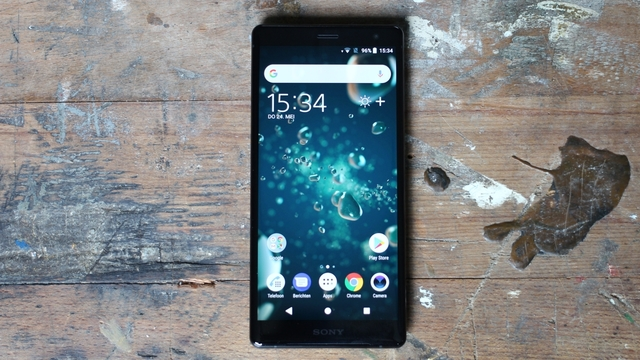 Sony Xperia XZ2, smartphone, android