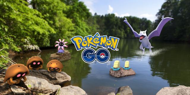 Pokémon Go Adventure Day