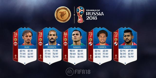 Fifa 18 World Cup Noord-Amerika