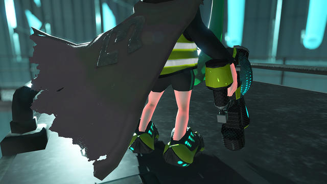 agent splatoon 2 Oco Expansion