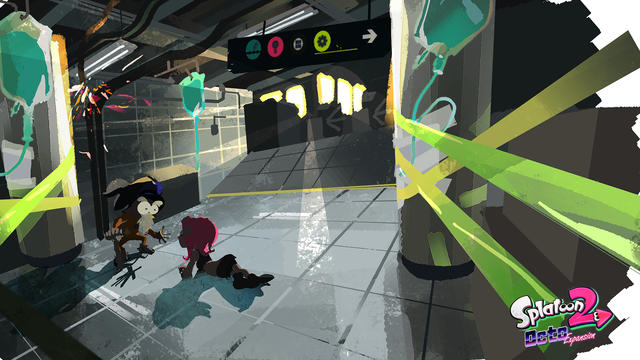 splatoon 2 octo expansion concept art