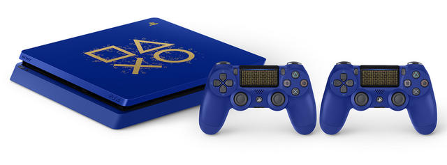 limited  Days of Play edition PS4