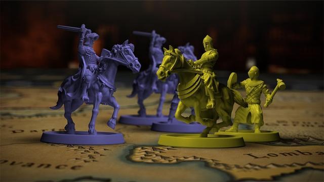 Crusader Kings-bordspel