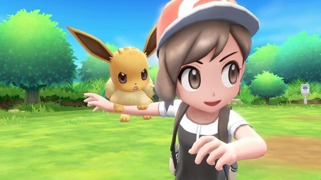 Pokémon Let's Go: Eevee