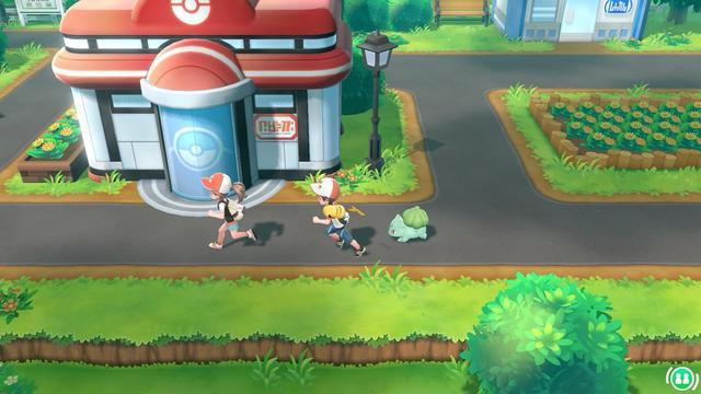 Pokémon lets go rennen
