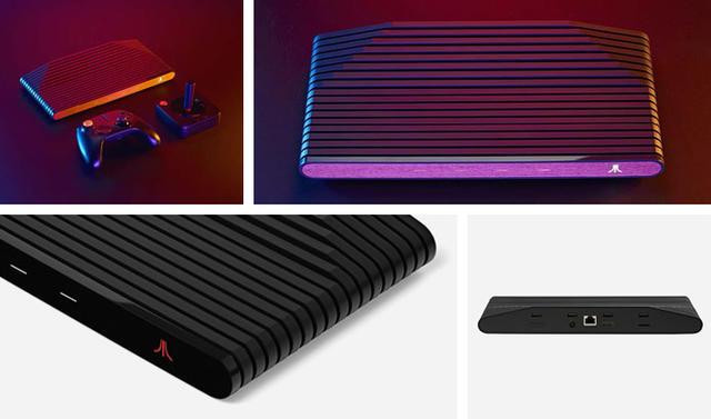 Atari vcs onyx en collecters edition