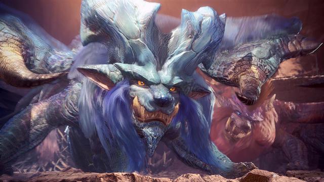 elder dragon lunastra Monster Hunter World