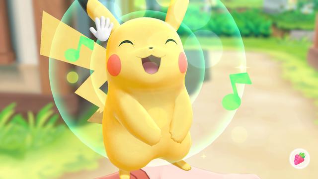 Pokemon lets go!