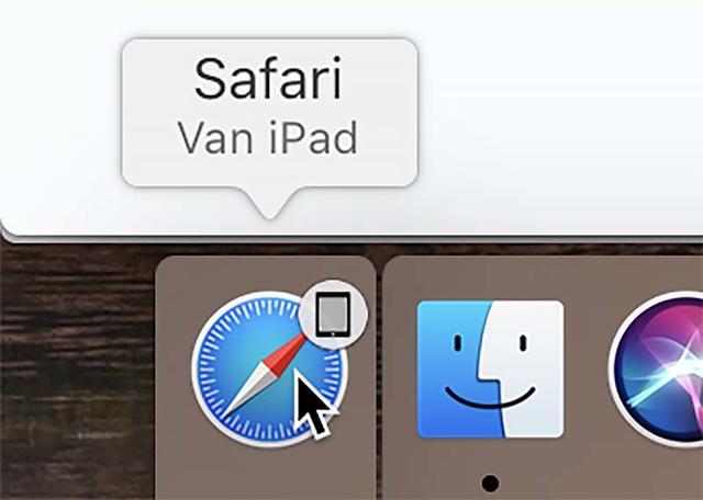 Handsoff zorgt ervoor dat je tabbladen live kunt syncen tussen verschillende Apple-apparaten