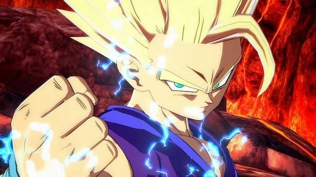 Dragon Ball FighterZ Gohan