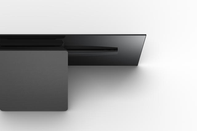 Sony KD-55A1 bovenkant