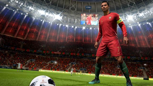 Fifa 18 World Cup Ronaldo