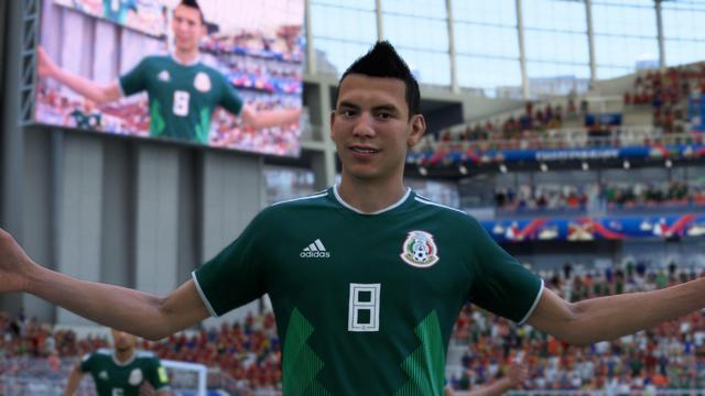 Fifa 18 World Cup Lozano