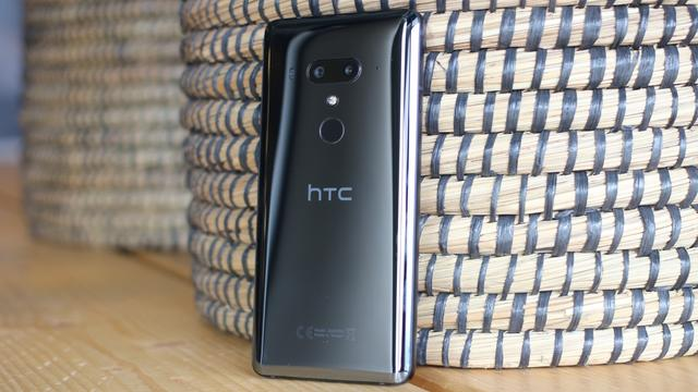 HTC U12+, smartphone, android