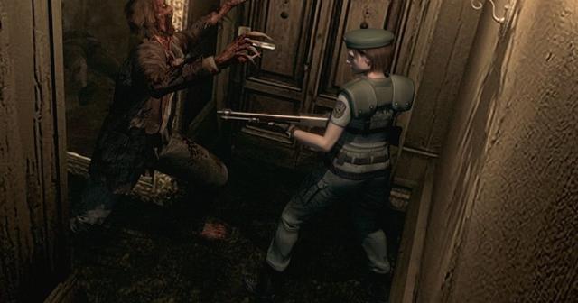 Resident Evil-remake