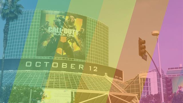 E3 voorspel