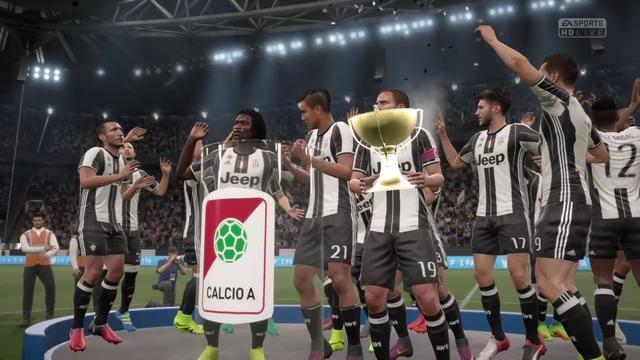 Fifa 18 Calcio A