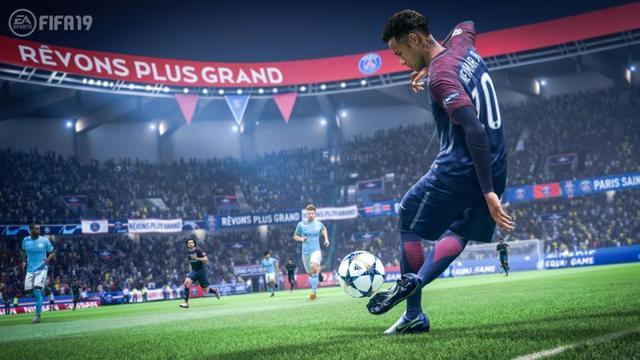 Fifa 19 Neymar PSG