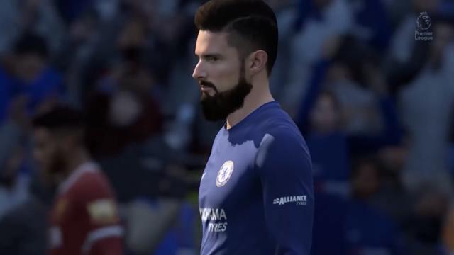 Giroud Fifa 18