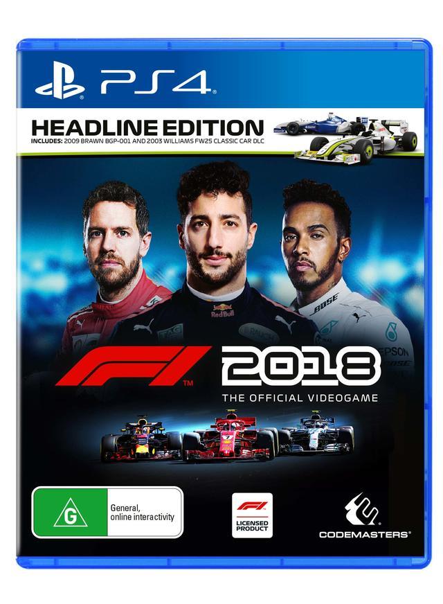 Australië Nieuw-Zeeland f1 2018 cover