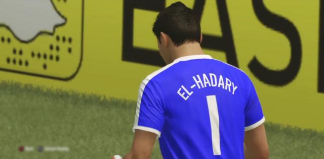 El-Hadary Fifa 18