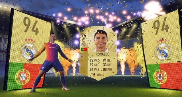 Fifa Ultimate Team Ronaldo