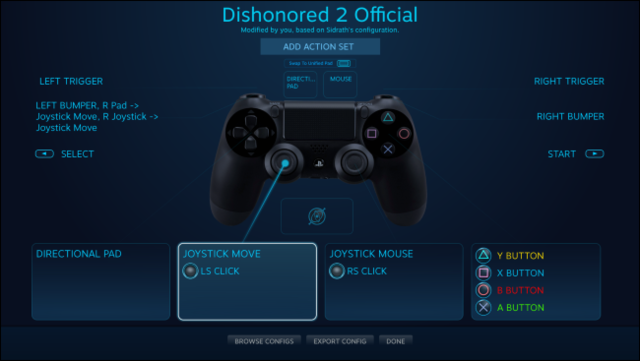 PlayStation 4-controller