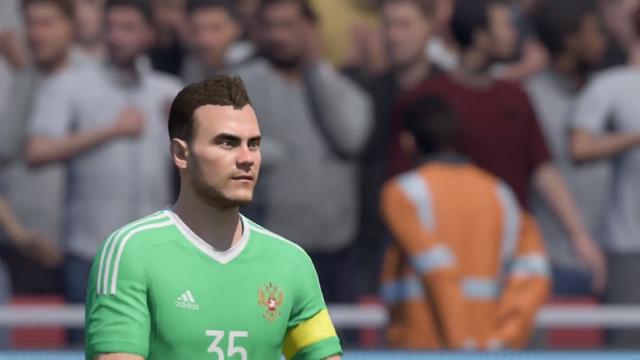 Igor Akinfeev Fifa 18