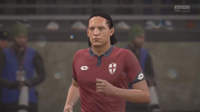 Diego Laxalt Fifa 18