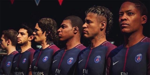 PSG Fifa 18