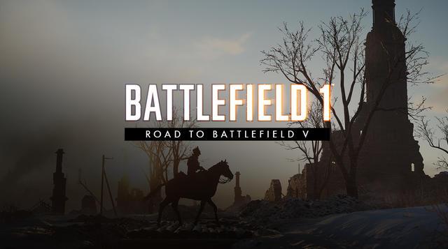 Road to Battlefield