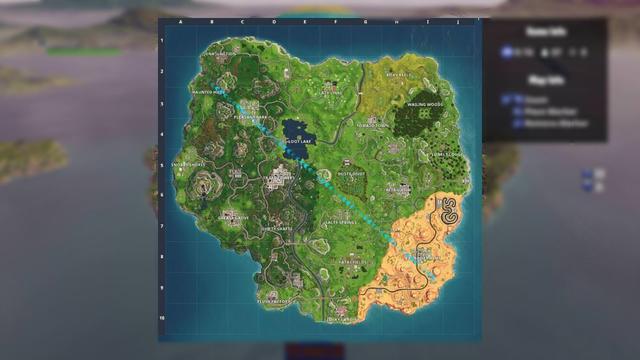 Season 5 map Fortnite