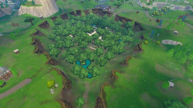 Dusty Divot Season 5 Fortnite