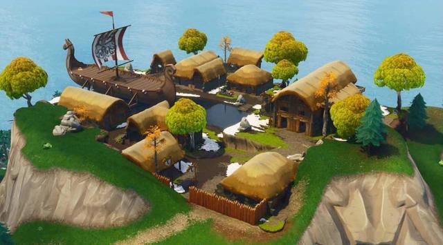 Viking Village Fortnite Season 5