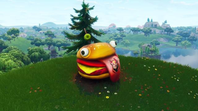Durr Burger Season 5 Fortnite