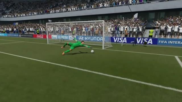 Ochoa Fifa 18