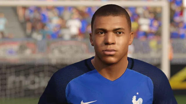 Kylian Mbappé Fifa 18