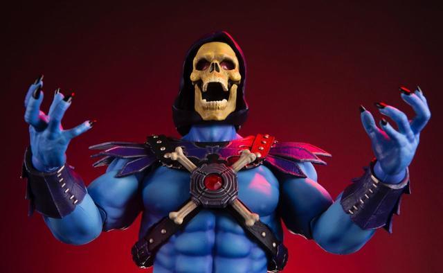 Mondo Figurine he man skeletor predator